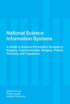Cover of: National science information systems | David H. Kraus