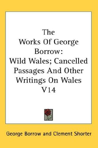 The Works Of George Borrow
